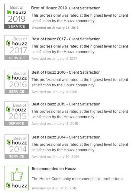 best of houzz logos